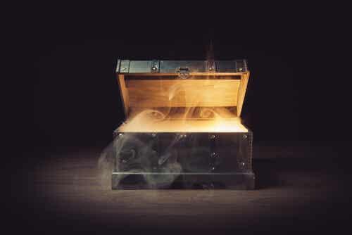 El mito de Prometeo y la caja de Pandora