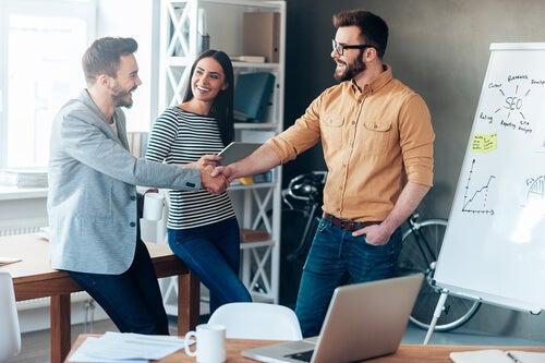 Dobry współpracownik wie jak stworzyć dobre środowisko pracy