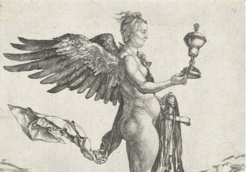 Dibujo de Némesis