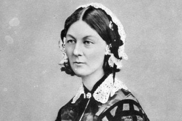 Florence Nightingale, la dama de la lámpara