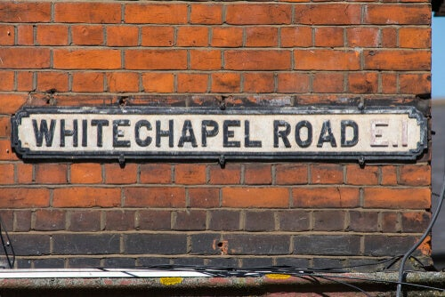 Calle Whitechapel de Londres