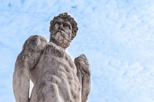 Estatua de Hércules