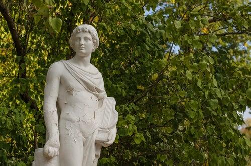 Estatua de Orfeo