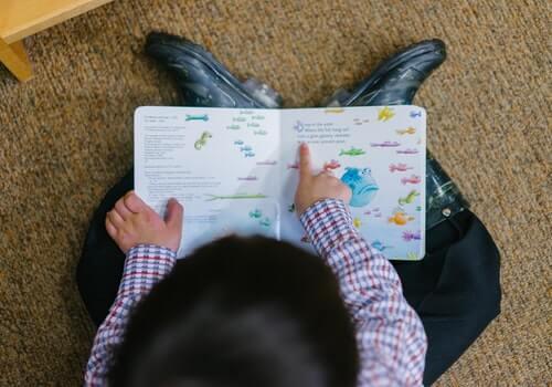 5 libros para que los niños pierdan el miedo