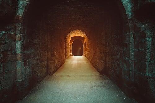 Puerta al inframundo