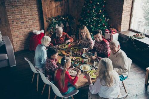 ¿Aumentan o disminuyen los conflictos familiares en Navidad?