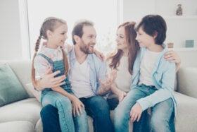 La comunicación asertiva en el ámbito familiar