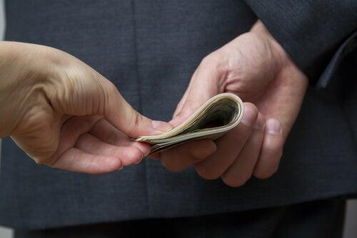 La corrupción desde una perspectiva psicológica