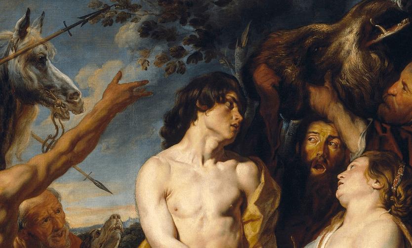 El mito de Meleagro, un héroe atado al fuego