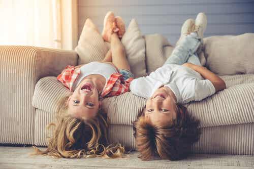 Los niños en vacaciones, ¿es positivo que estén sin hacer nada?