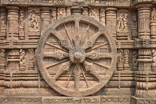 La rueda del dharma, un interesante concepto budista