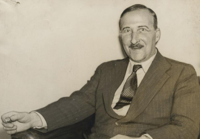 3 frases de Stefan Zweig