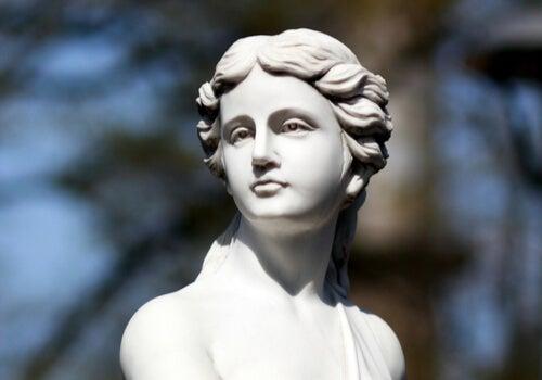 El mito de Deméter, la diosa rubia