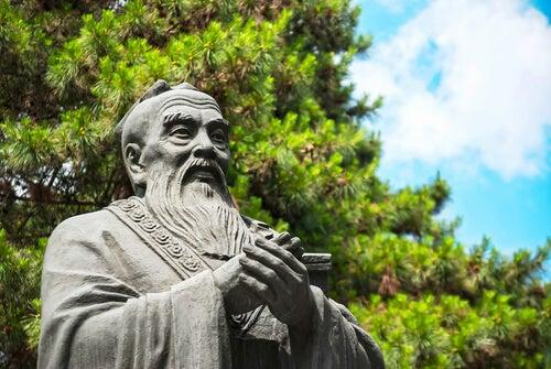 Confucio, biografía de un filósofo extraordinario