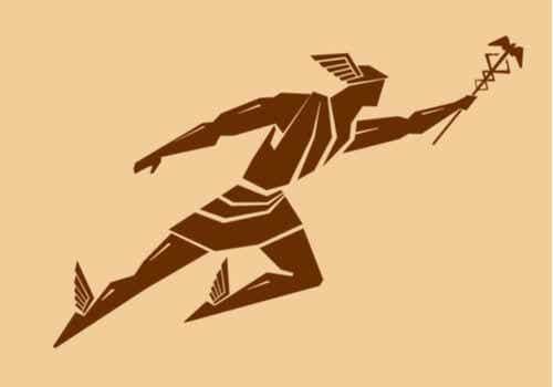 El mito de Hermes, el mensajero divino
