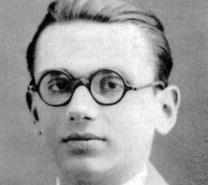 """Kurt Gödel, biografía del """"señor por qué"""""""
