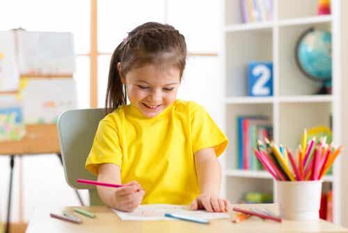 Los beneficios psicológicos de los pasatiempos de los niños