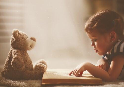 La lectura como fuente de gestión emocional en niños