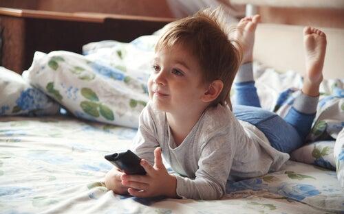 ¿Cómo afectan los dibujos animados a los niños?