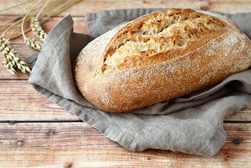 El gluten afecta el cerebro
