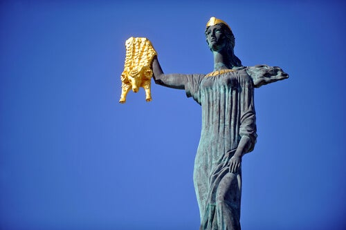 Estatua de Medea