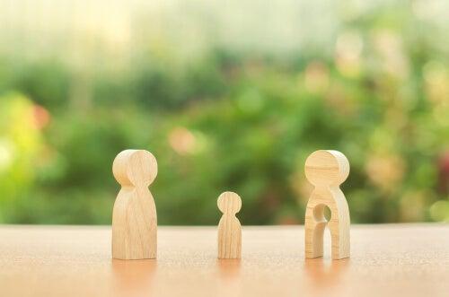 Custodia compartida o individual: el impacto en el menor
