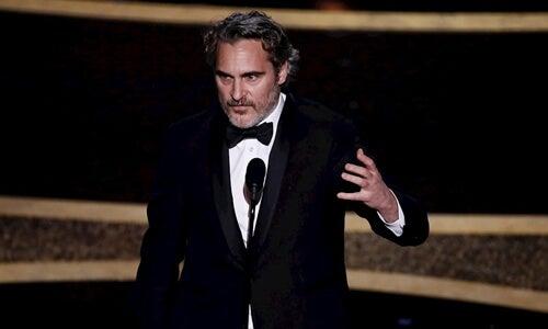 El discurso de Joaquin Phoenix: por los seres sintientes y el medio ambiente