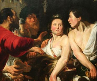 El mito de Atalanta, la bella cazadora