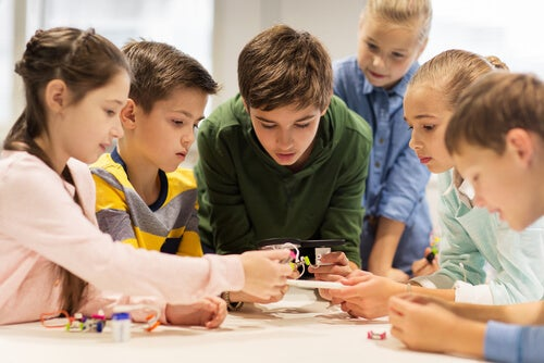 ¿De qué trata el aprendizaje interactivo?