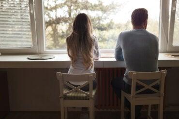 Dos factores clave en el deterioro de la relación de pareja
