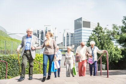Ciudades age friendly, ciudades pensadas para el bienestar