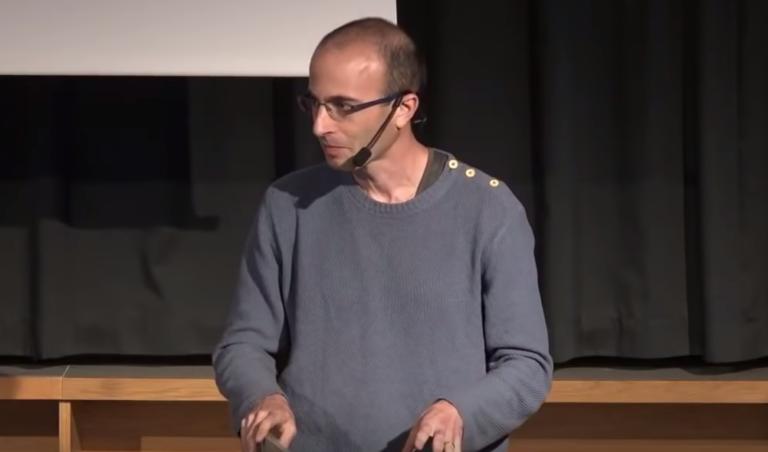 Yuval Noah Harari, el historiador futurista