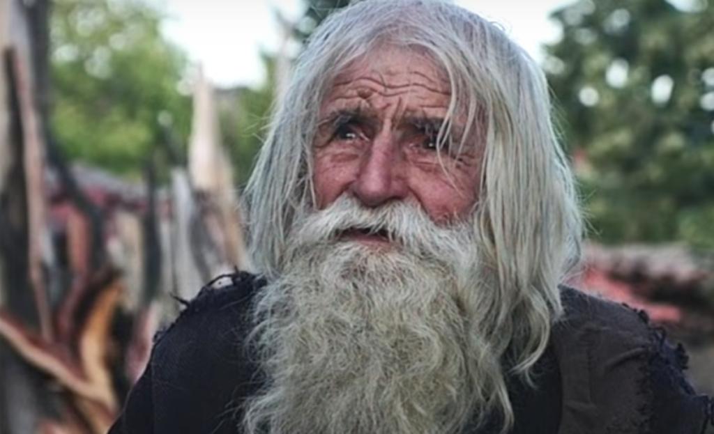 El abuelo Dobri, un mendigo benefactor