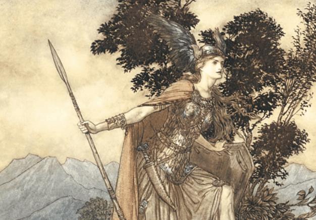 Complejo de Brunilda: la idealización de la persona amada