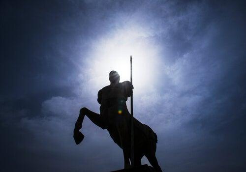 El mito de Quirón, el sanador
