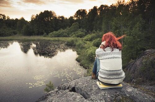 Los diferentes tipos de comportamiento introvertido