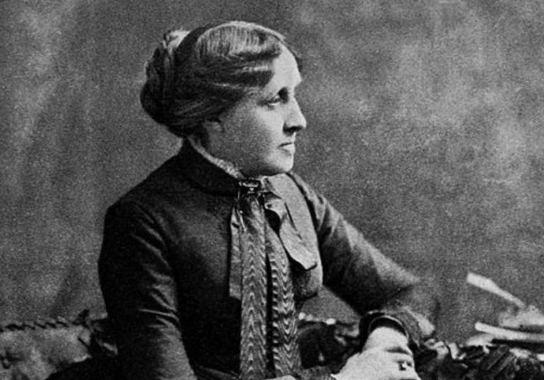 Louisa May Alcott, biografía de una escritora inconformista
