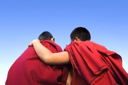 Los monjes tibetanos que sorprendieron a los científicos de Harvard