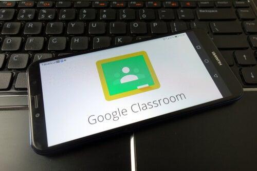 Usar Google Classroom en tus clases