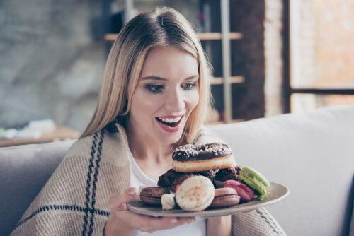 La hiperfagia o el apetito insaciable
