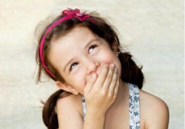 7 razones por las que un niño puede mentir