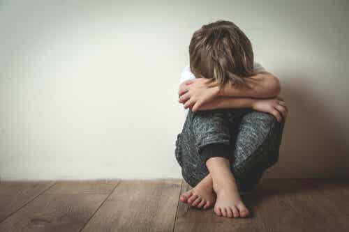 La ansiedad en los hijos de padres alcohólicos
