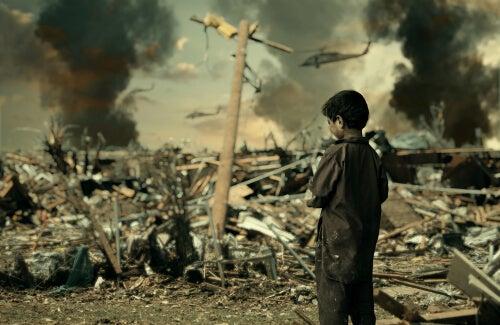 El desastre psicológico de la guerra