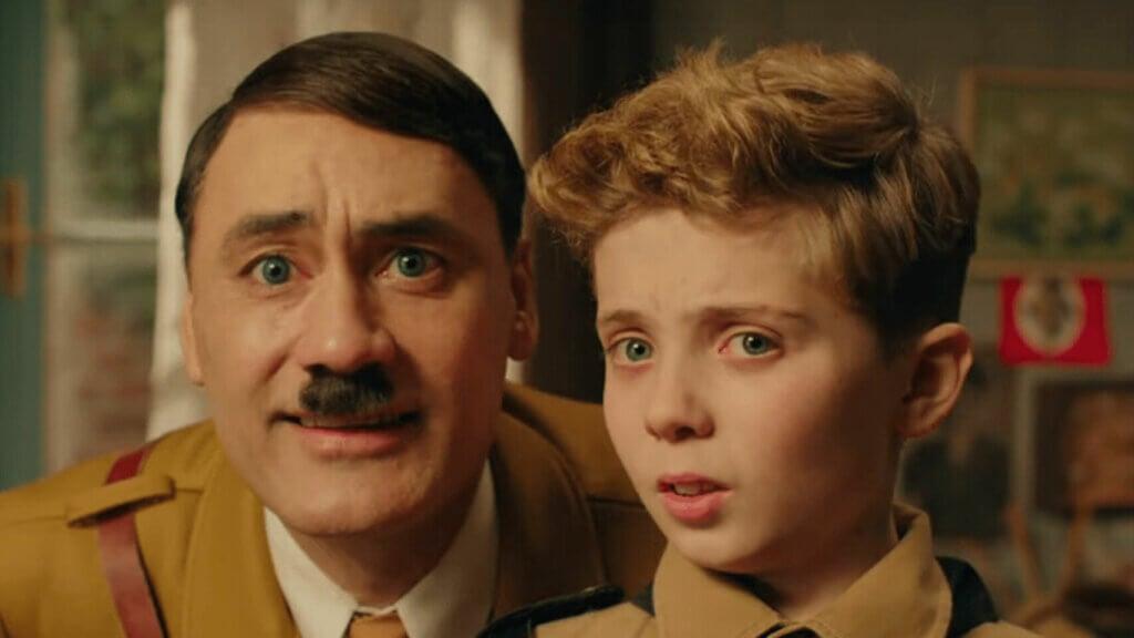Niño con Hitler