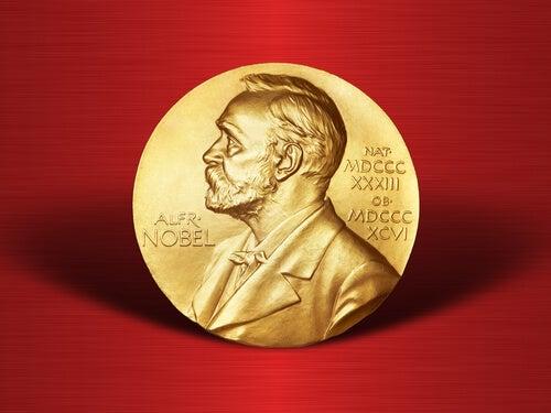 Símbolo del Premio Nobel