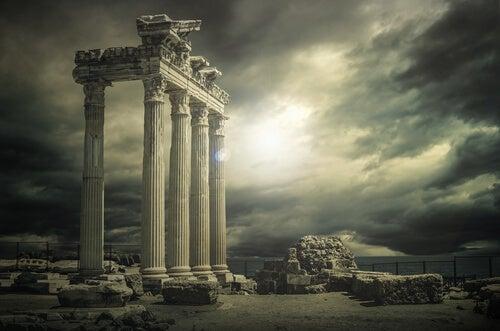 El mito de Cástor y Pólux, los dioscuros