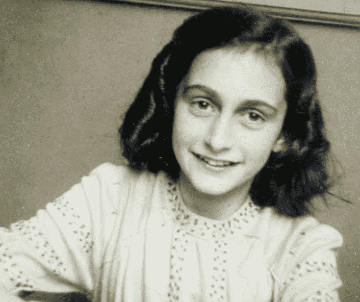 Ana Frank, biografía de una niña resiliente