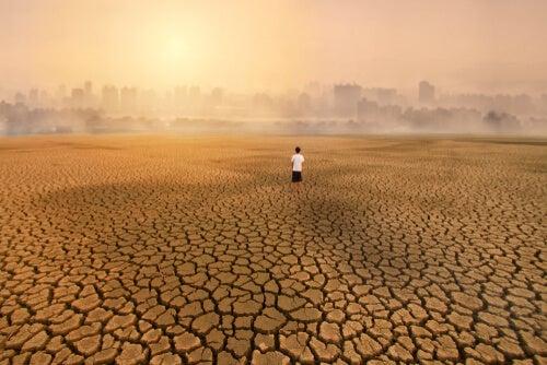 Ecoansiedad, una consecuencia del cambio climático