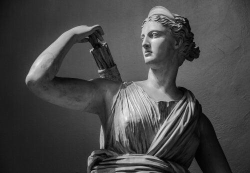 El mito de Artemisa, la diosa de la naturaleza