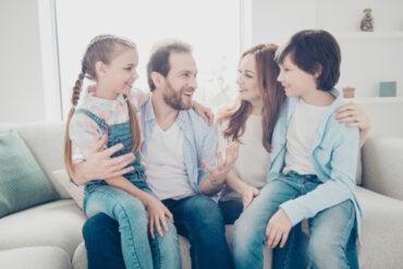 Técnicas para expresar sentimientos en familia